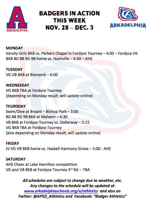 c6b534ffd35756 This Week in APSD Athletics  Nov. 28 - Dec. 3