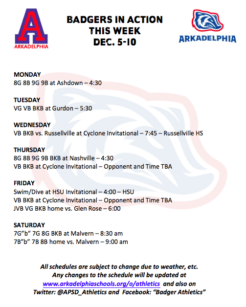 d7a4fed1313ba8 This Week in APSD Athletics  Dec. 5-10